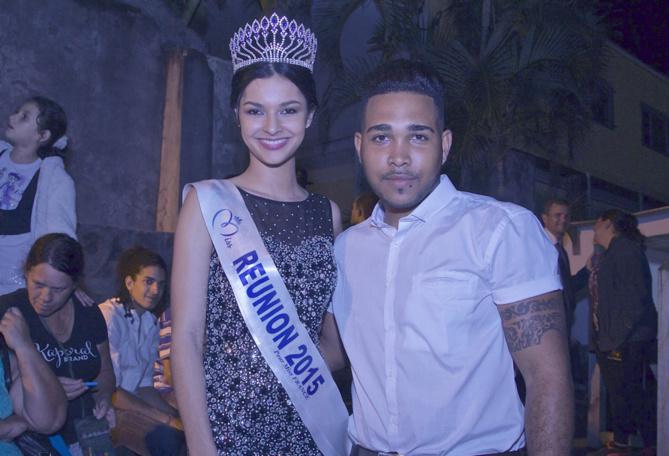 Miss Vacoa 2016<br>Lyly Salvan élue