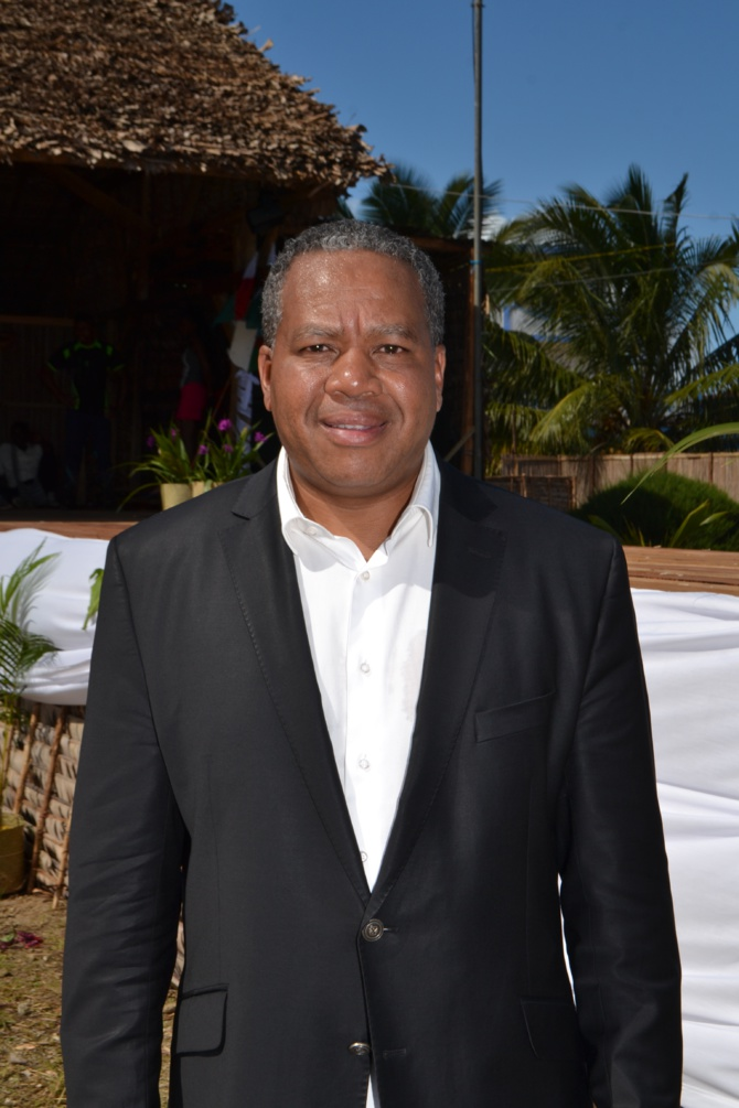 Roland Ratsiraka, le dynamique Ministre du Tourisme de Madagascar