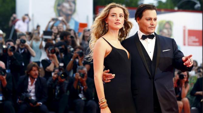 Amber Heard publie une vidéo de Johnny Depp ivre