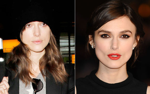 L'actrice Keira Knightley perd ses cheveux