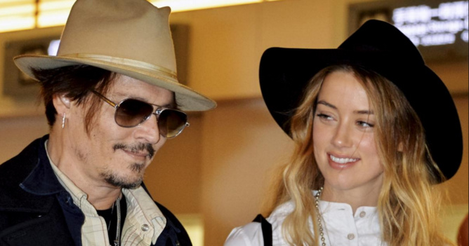 Amber Heard donnera à des œuvres caritatives