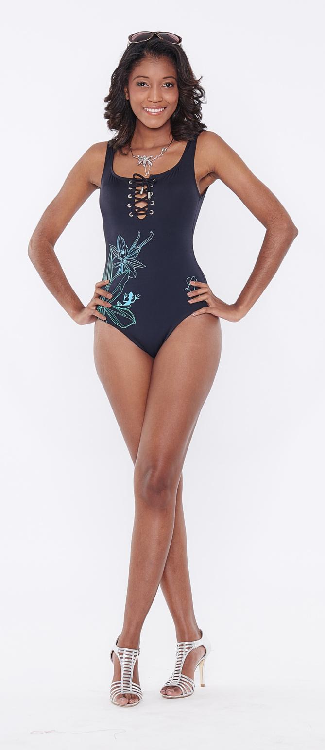 3. Flavie Annette - 23 ans, 1,71 m - Bras Panon
