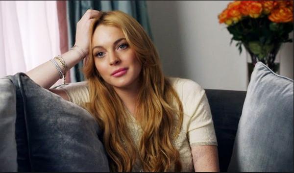 Lindsay Lohan demande à rencontrer Vladimir Poutine