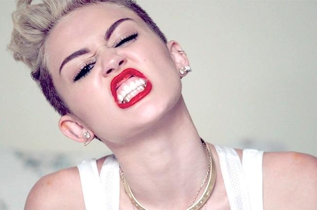 Miley Cyrus assagie?