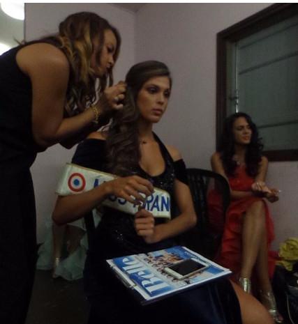 Les premières photos de la soirée Miss Réunion 2016