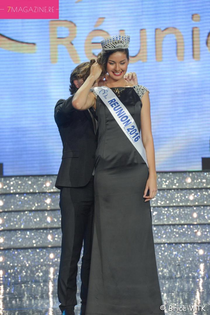 Miss Réunion 2016<br>Le sacre d'Ambre Nguyen