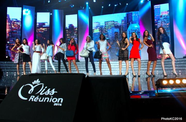 Les12 candidates ont fait le show