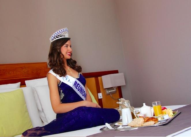 Le réveil de Miss Réunion 2016
