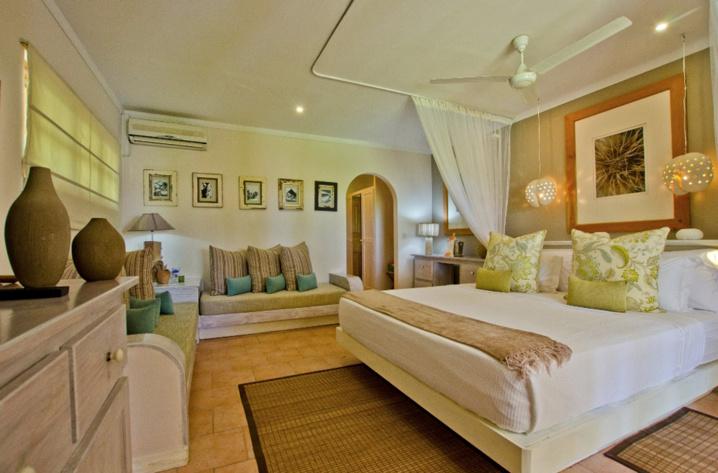 Des chambres raffinées tout confort