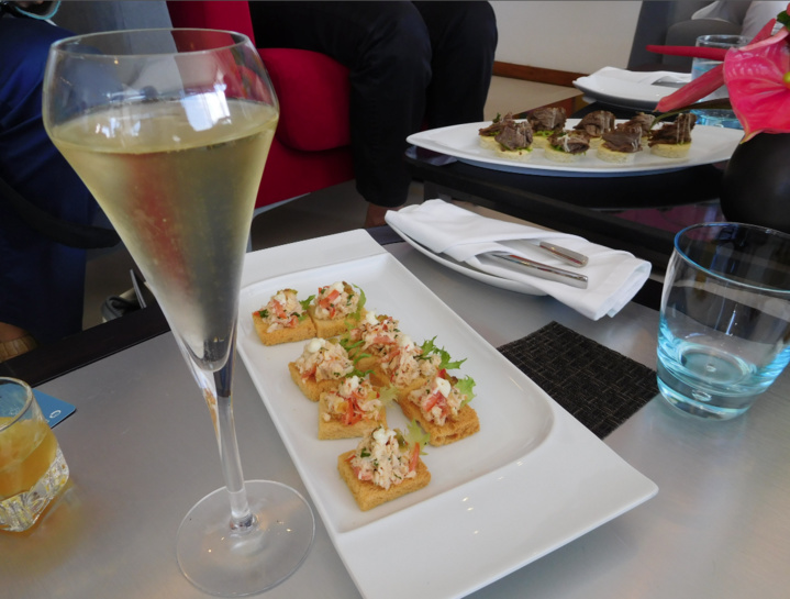 L'expérience YU Lounge: Maurice en VIP