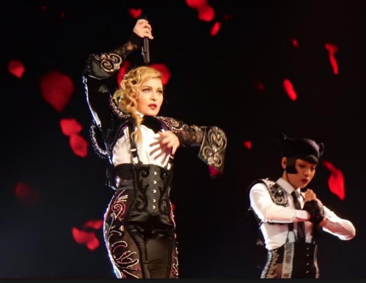 Madonna démonte les fils Trump
