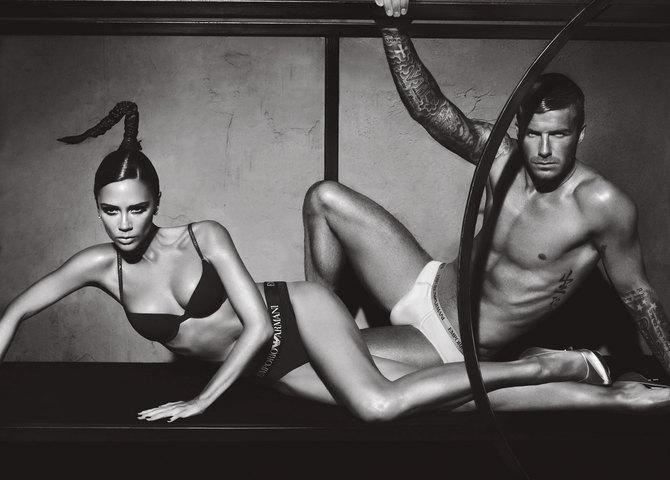 Victoria Beckham saoule pour sa première rencontre avec David