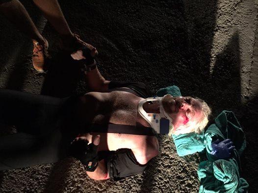 Grave accident de vélo pour Richard Branson