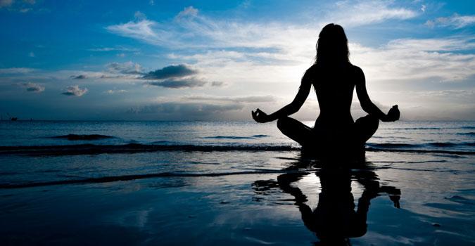 La méditation aide à calmer le stress