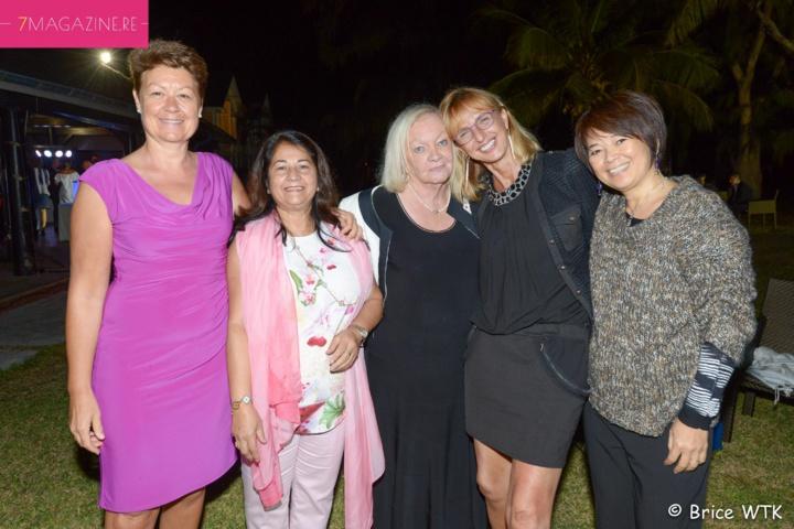 Madame Aude et ses amies