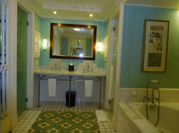 Les incroyables salles de bain