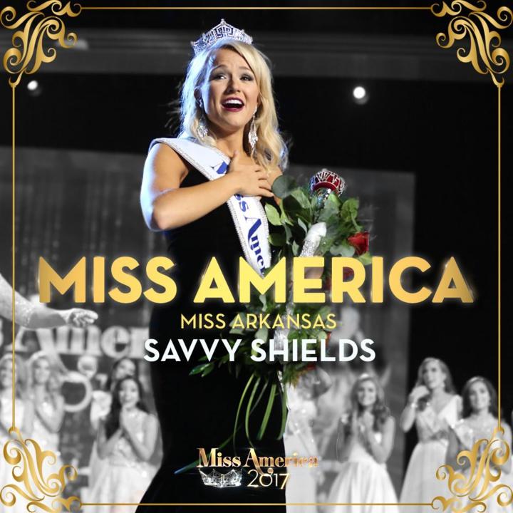 Savvy Shields: «Je suis Miss America!»