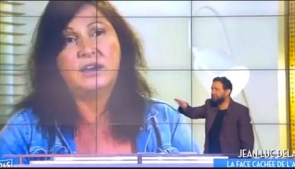 Avant son régime chez Hanouna (capture d'écran D8)