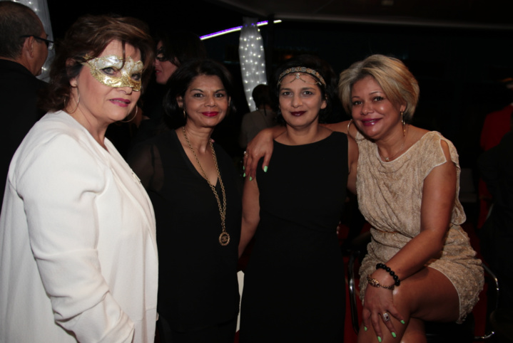 Jeanne Loyher, Julie Sidiot, Mariam Locate et Isabelle Prianon
