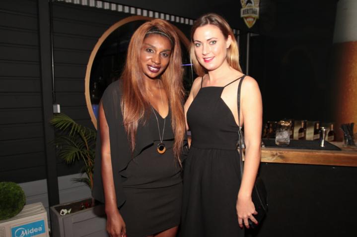 Johanna Mobio et Claire Adeline Lepestre