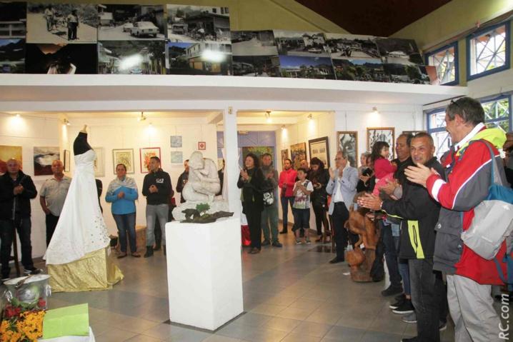 Coup d'envoi à la salle Jean-Jacques Mollaret à l'Office de Tourisme