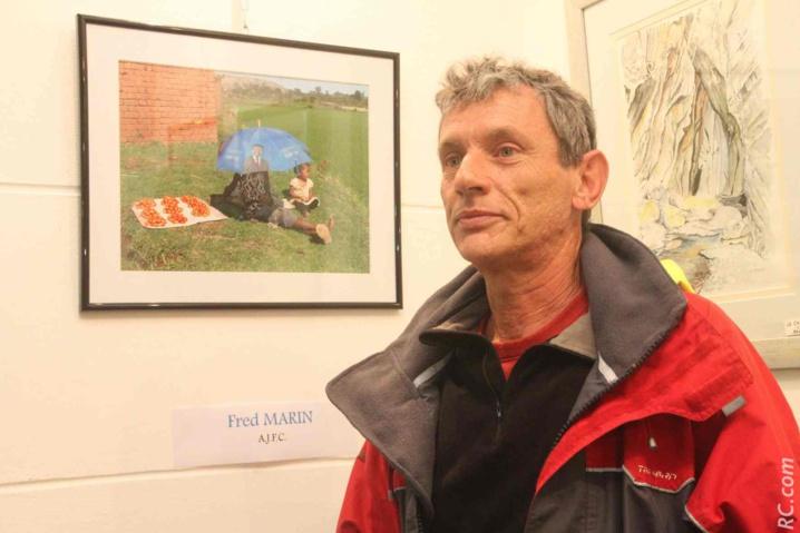 Fred Marin est un collectionneur de photos insolites.