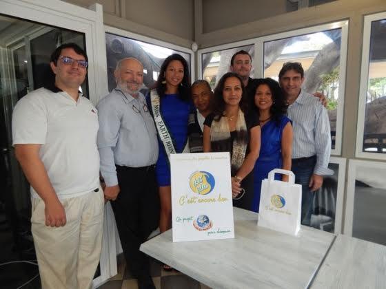 Miss Earth Réunion en croisade contre le gaspillage