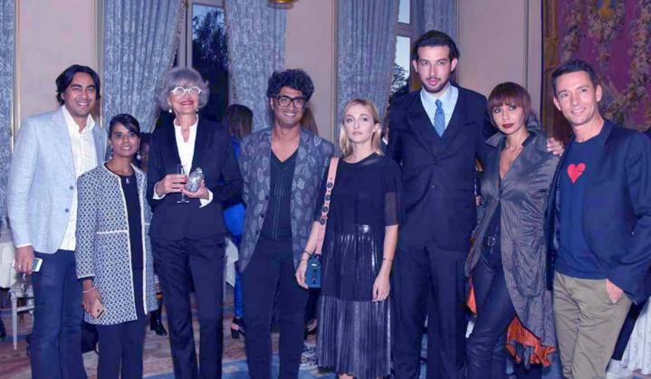 Défilé Arnaud Hoarau à Paris: une nouvelle vision de la femme
