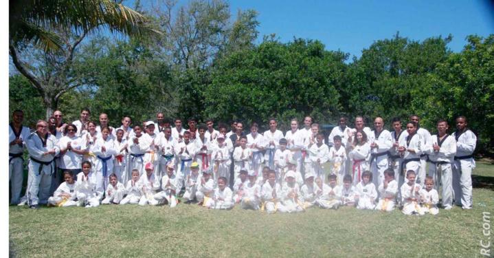 Le Taekwondo Club du Sud s'est mobilisé pour ces 30 ans à Saint-Louis. Neuf  structures de Taekwondo sont à l'origine du club de Saint-Pierre, à savoir les clubs de l'Entre-Deux, des Avirons, du Tampon, de la Petite-Ile, de Saint-Joseph, de Saint-Paul et la section de Montvert