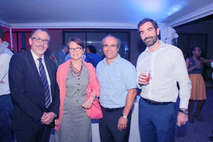 Assemblée Générale de l'ADIR 2016  avec Claude Onesta