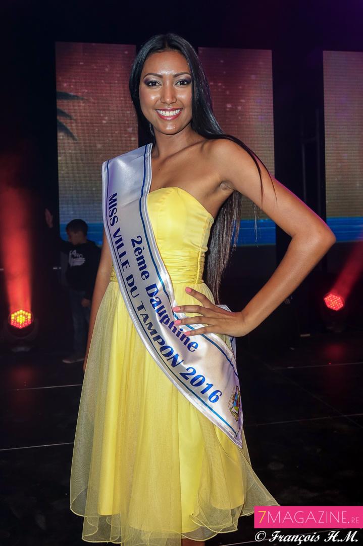 Vâni Hoarau élue Miss Ville du Tampon 2016, toutes les photos