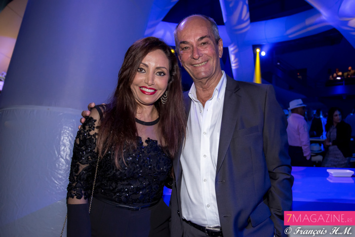 Nadia et Jean-Louis Lagourgue