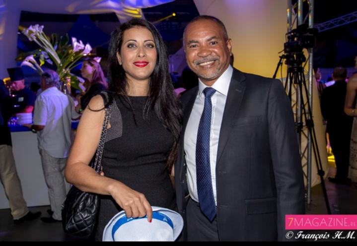 Dominique Dufour et son épouse Myriam