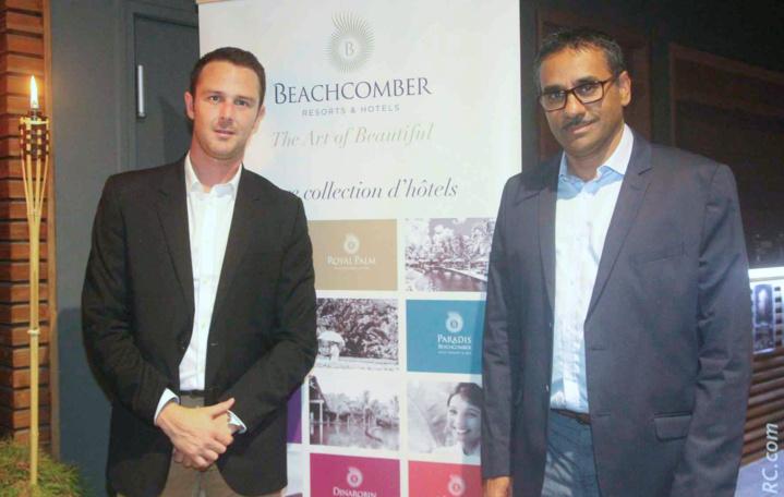 Olivier Rougier Lagane et Zakaria Omarjee