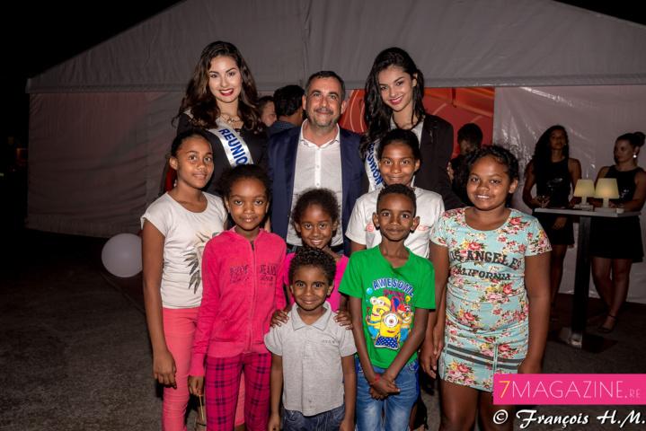 Avec les enfants des habitants de la SHLMR
