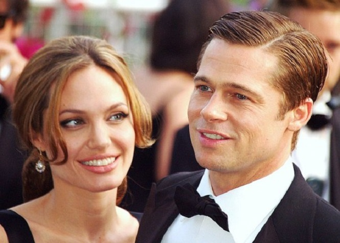Quand le garde du corps d'Angelina Jolie faisait office de père