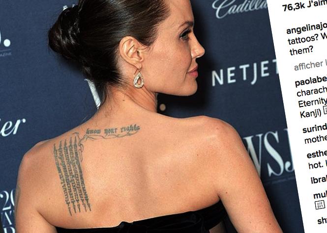 Angelina Jolie fait peau neuve