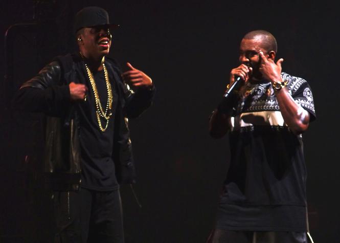 Le torchon brûle entre Kanye West et Jay-Z
