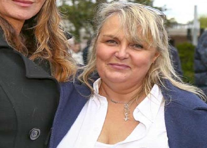 Valérie Damidot, une femme battue