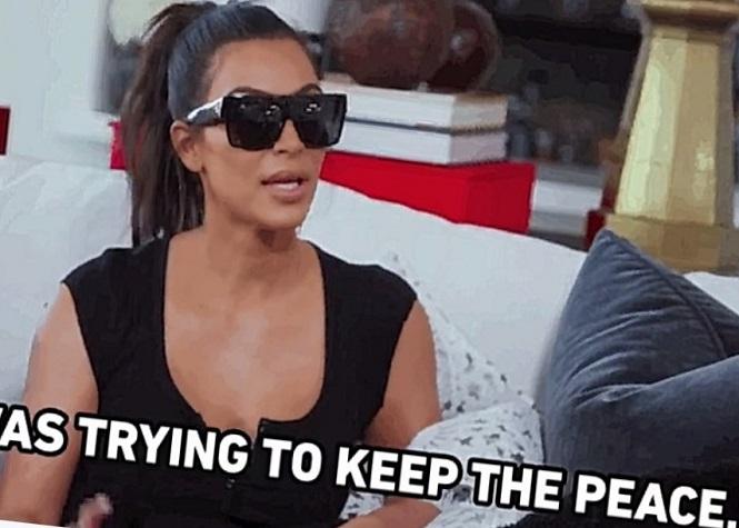 Kim Kardashian: retour au boulot!