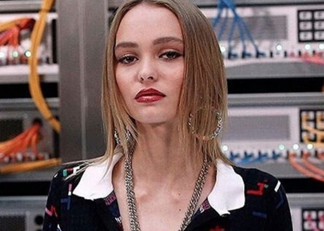 Lily-Rose Depp : la fille cachée sort de l'ombre