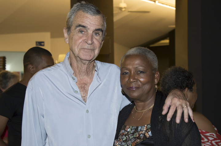 Roger Ebrard et Marie-Armande Moutou