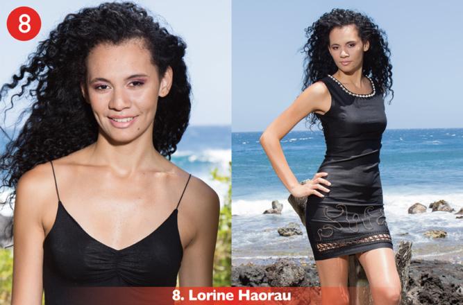 N°8: Lorine Haorau