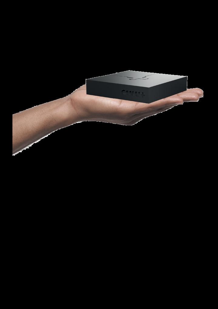 De la taille d'une main normale