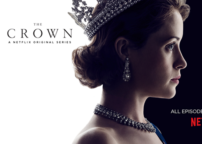 """The Crown"" plus fort que Downtown Abbey?"