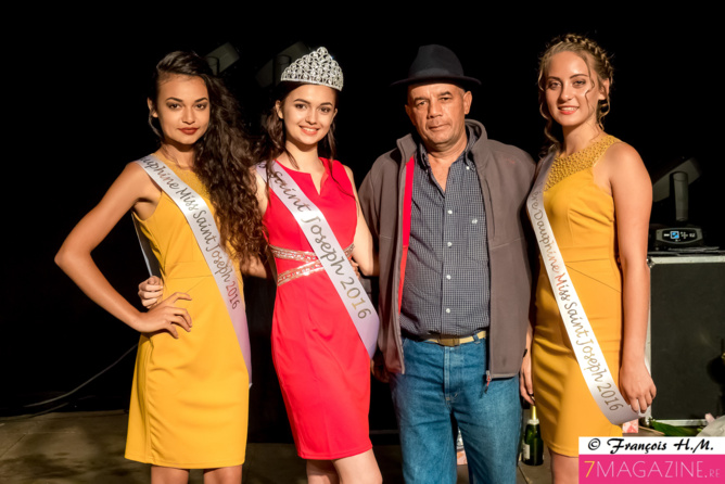 Miss Saint-Joseph 2016: Chanelle Técher couronnée