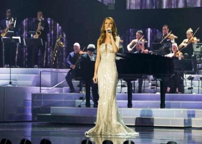 Céline Dion annule ses concerts pour une infection virale