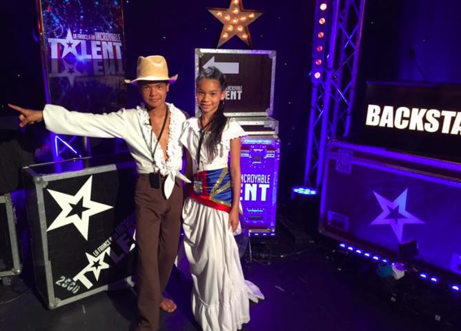 Hugo et Anaïs Jard, ce soir sur M6 dans La France a un Incroyable Talent