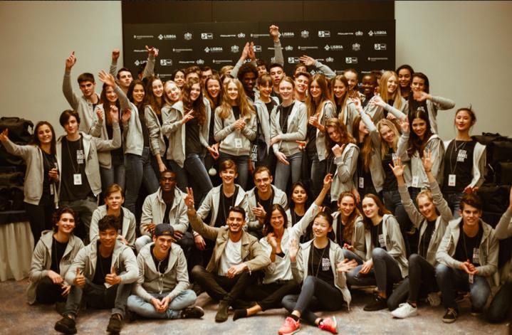 Les finalistes venus du monde entier