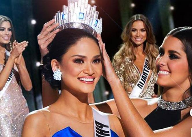 Pia Alonzo Wuryzbach, Miss Univers 2016